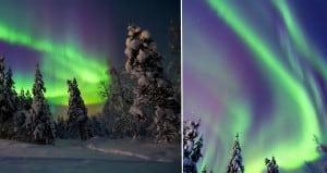 Photos Northern Lights