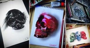 Ruben Ramos 3d Drawings