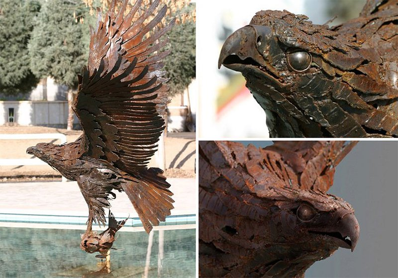 Steampunk Eagle