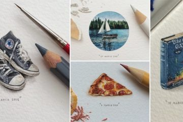 detailed Tiny Works of Art