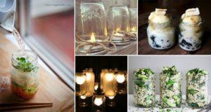 Creative Ways To Use Old Mason Jars