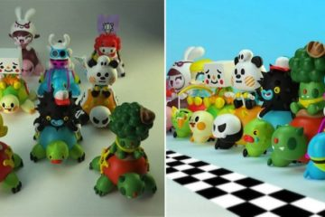 Vinyl Toy Collaboration