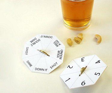 bar games beer mats drink
