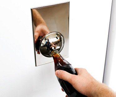 bottle opener fridge magnet fridge