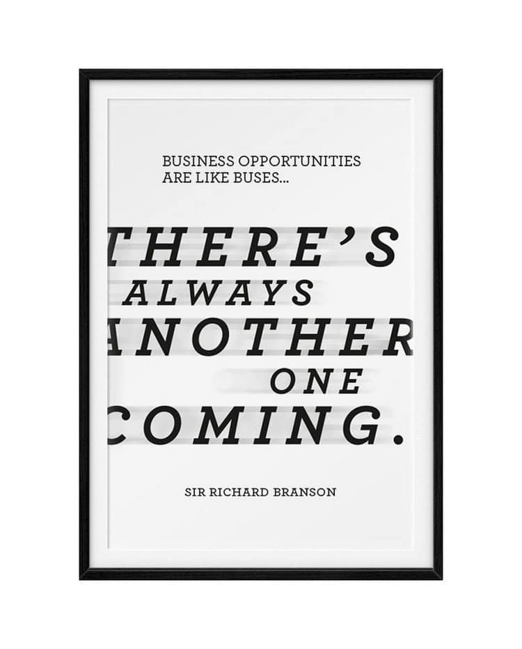 branson business quote