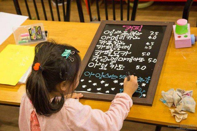 camera cafe girl menu