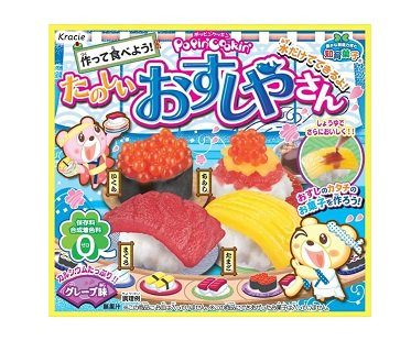 candy sushi kit box