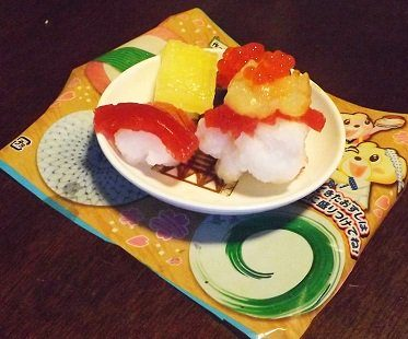 candy sushi kit sweets