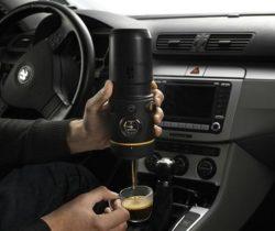 car espresso maker