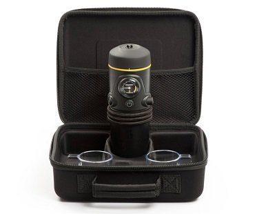 car espresso maker kit