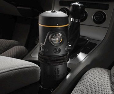 car espresso maker kit coffee