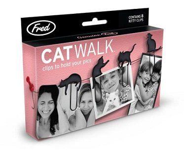 cat clip picture hangers box