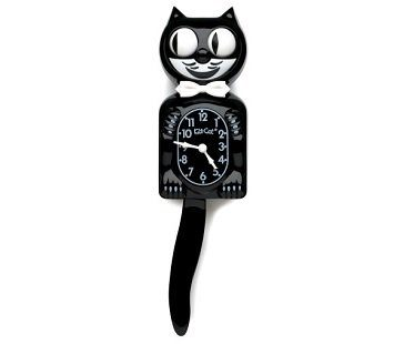 cat clock kit cat