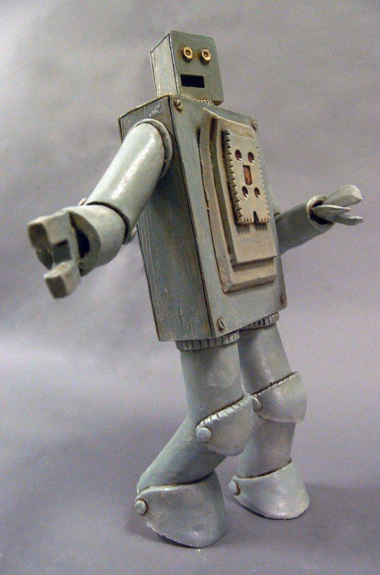 child robot model