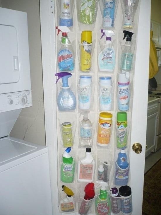 cleaning-product-organizer