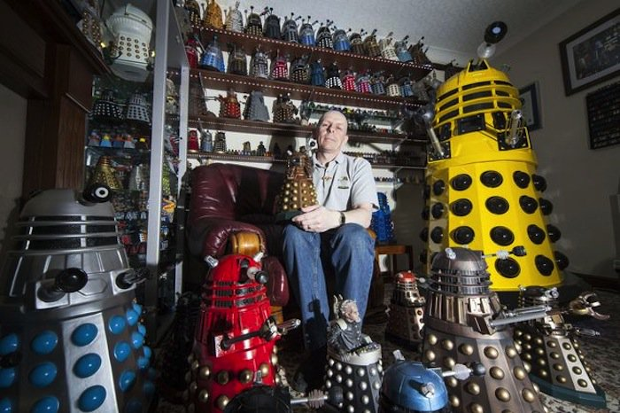 collections-dalek