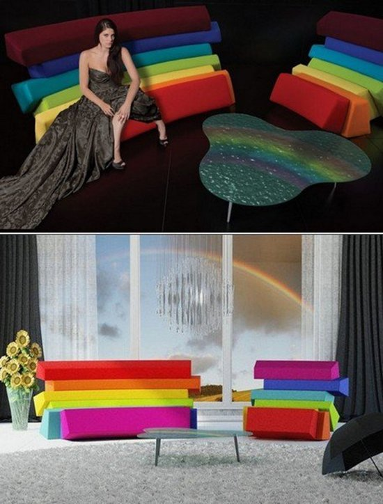 creative-table-and-chairs-rainbow