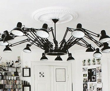 desk lamp chandelier
