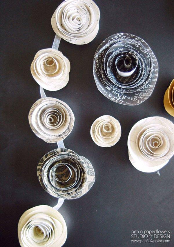 diy-wedding-decorarions-paper-flowers
