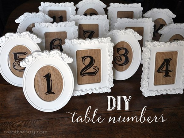 16 Creative But Simple DIY Ideas For Your Wedding