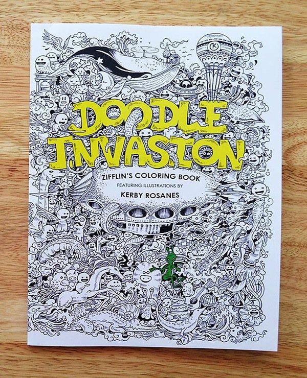 doodle-invasion