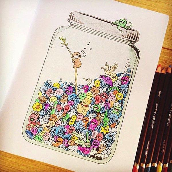 doodle-jar