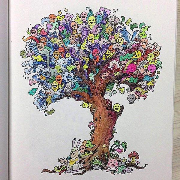 Artist Kerby Rosanes Presents 39 Doodle
