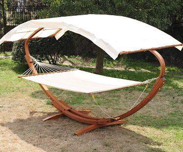 double hammock swing