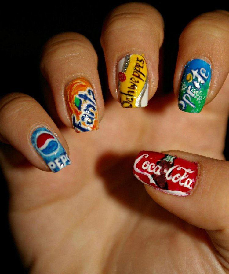 drinks nails