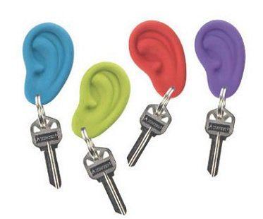 ear key ring