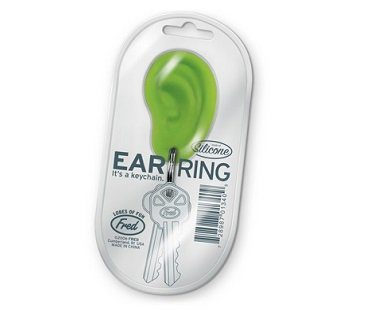ear key ring packet