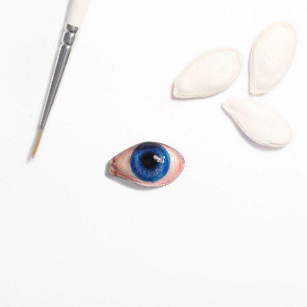 eye painting seed