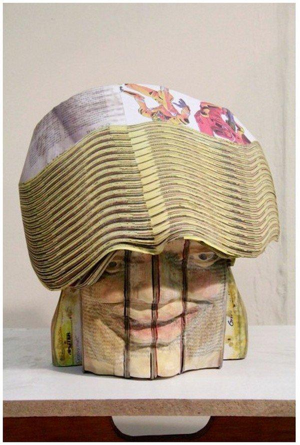face chen sculpture