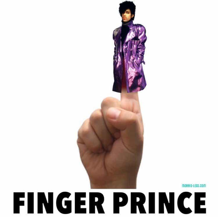 finger prince