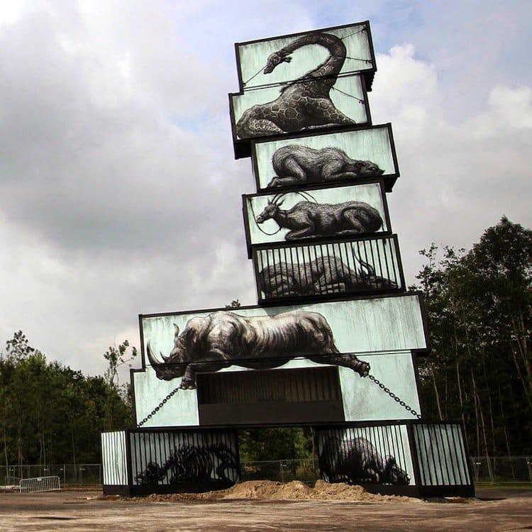 graffiti-animals