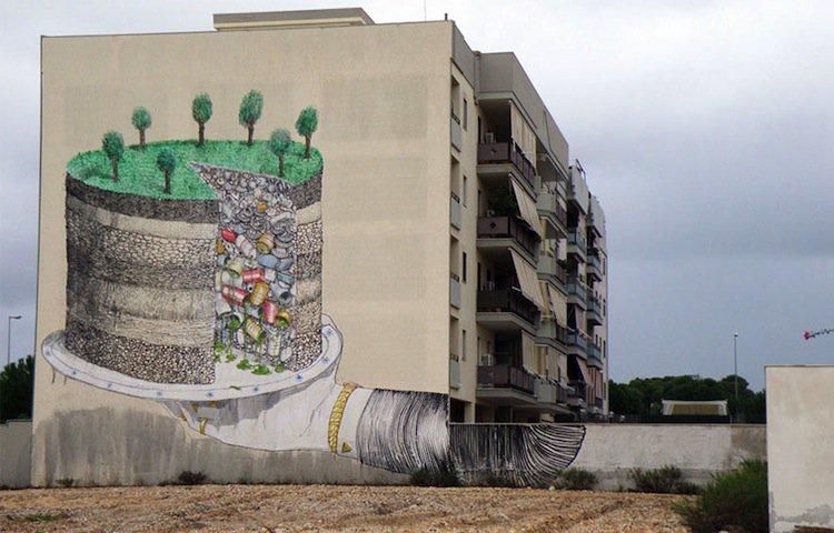 graffiti-pie