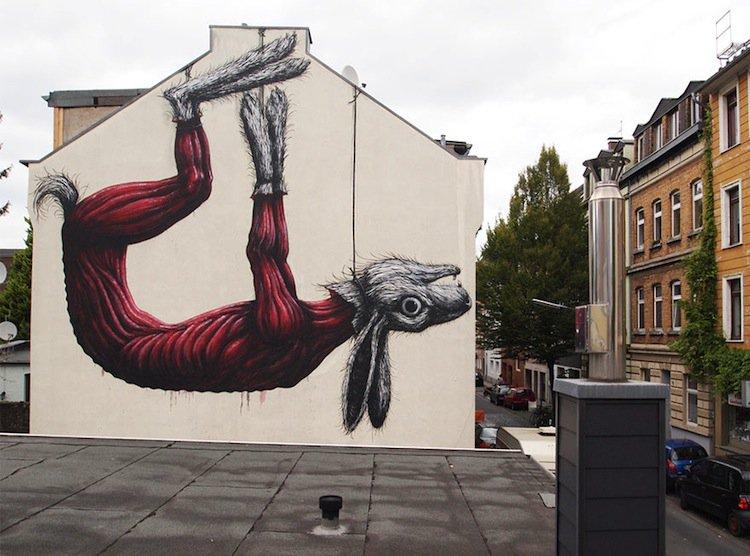 graffiti-rabbit