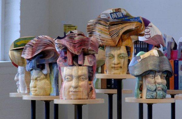 group chen sculptures