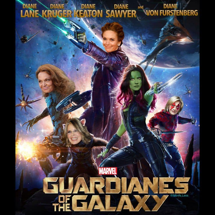 guardianes of the galaxy