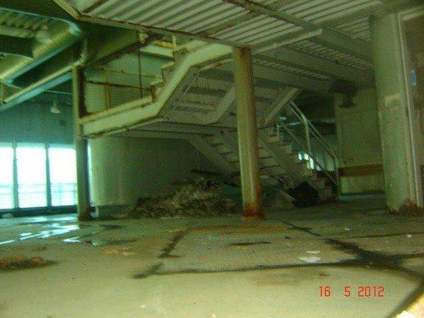 inside mcbarge
