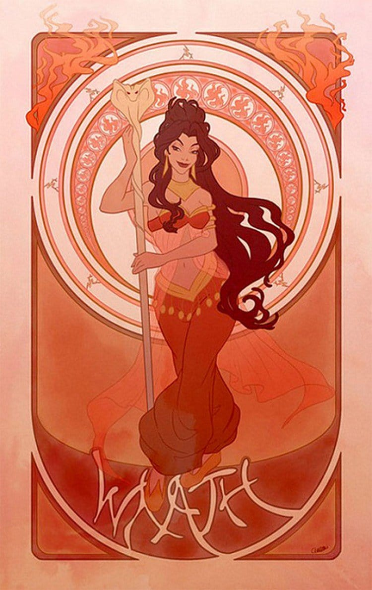 jasmine wrath
