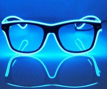 light up glasses