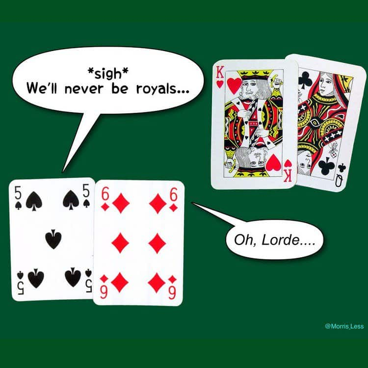 lorde playing cards