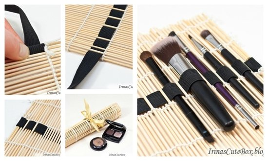 make-up-brush-organizer