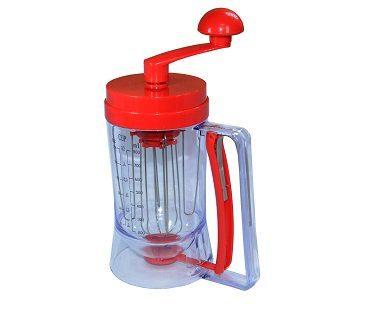 manual pancake machine mixer
