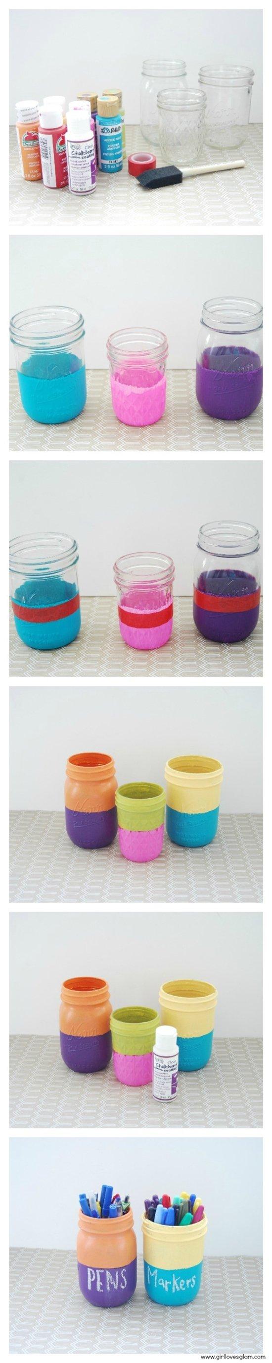mason-jar-organizer