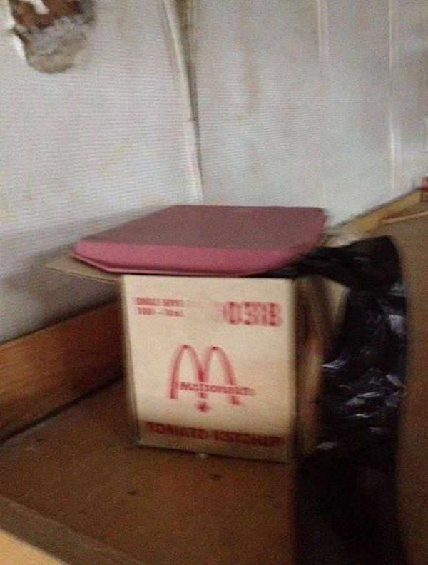 mcdonalds box mcbarge