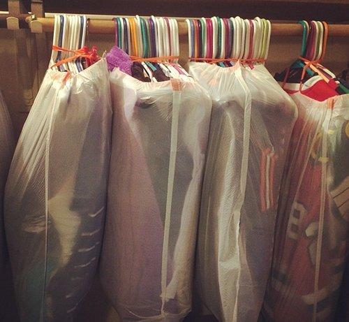 pack closet