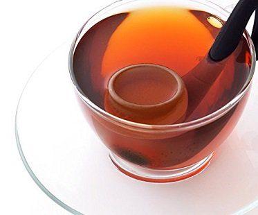 pipe tea infuser