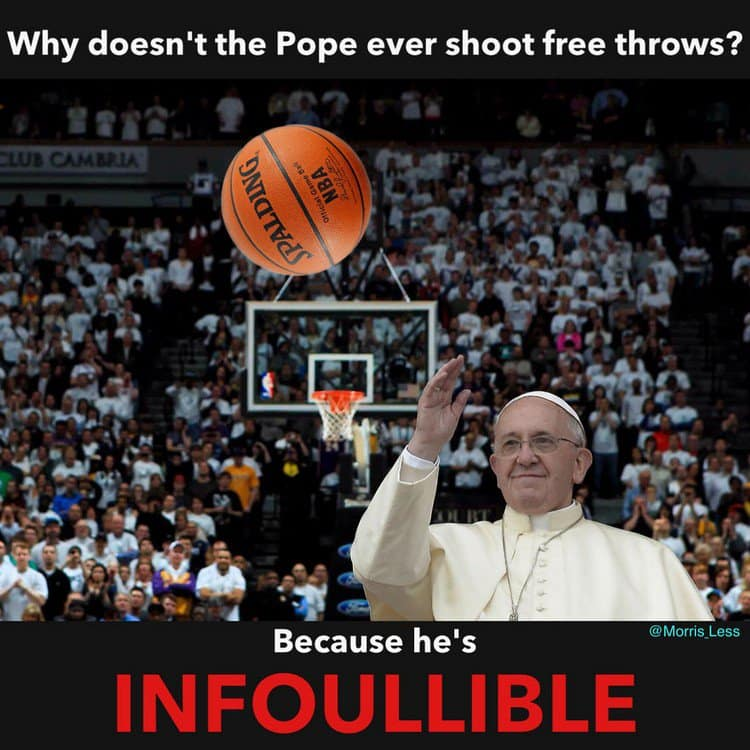pope basketball